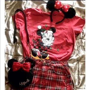 Minnie Mouse Christmas T-Shirt